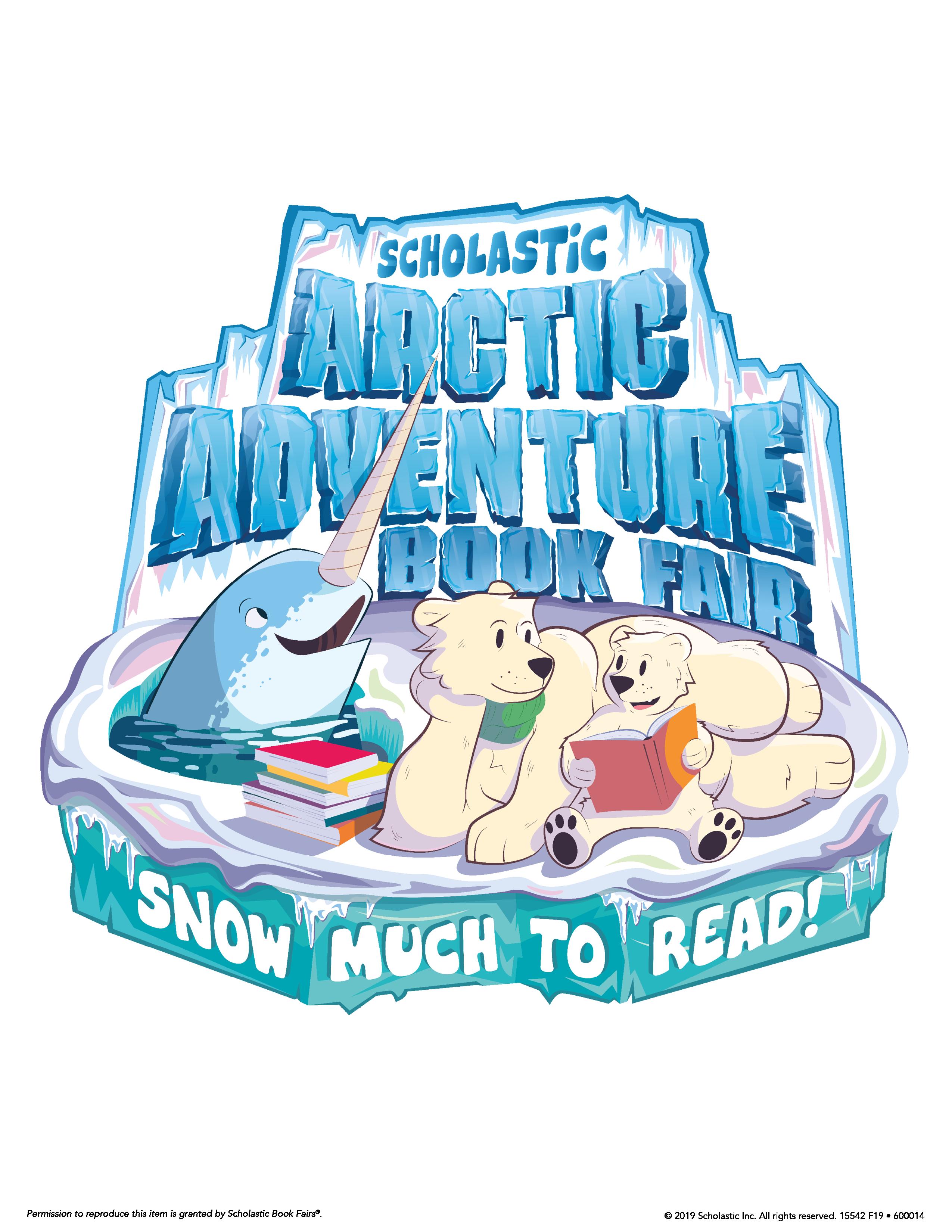 Arctic Adventure Book Fair