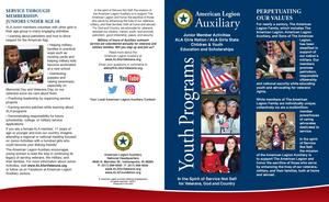 Youth Program see attached PDF