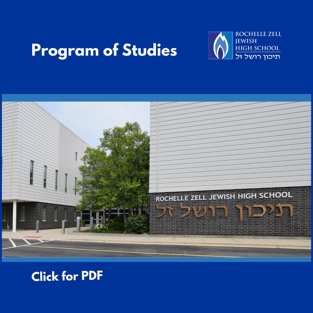 Program of Studies Booklet