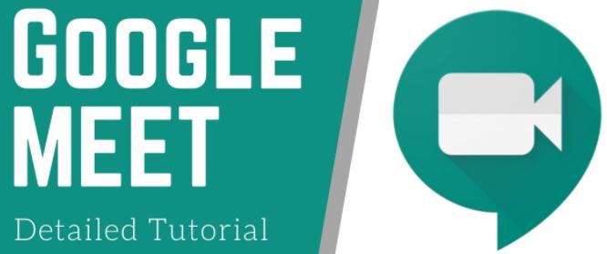 Google Meet Tutorial
