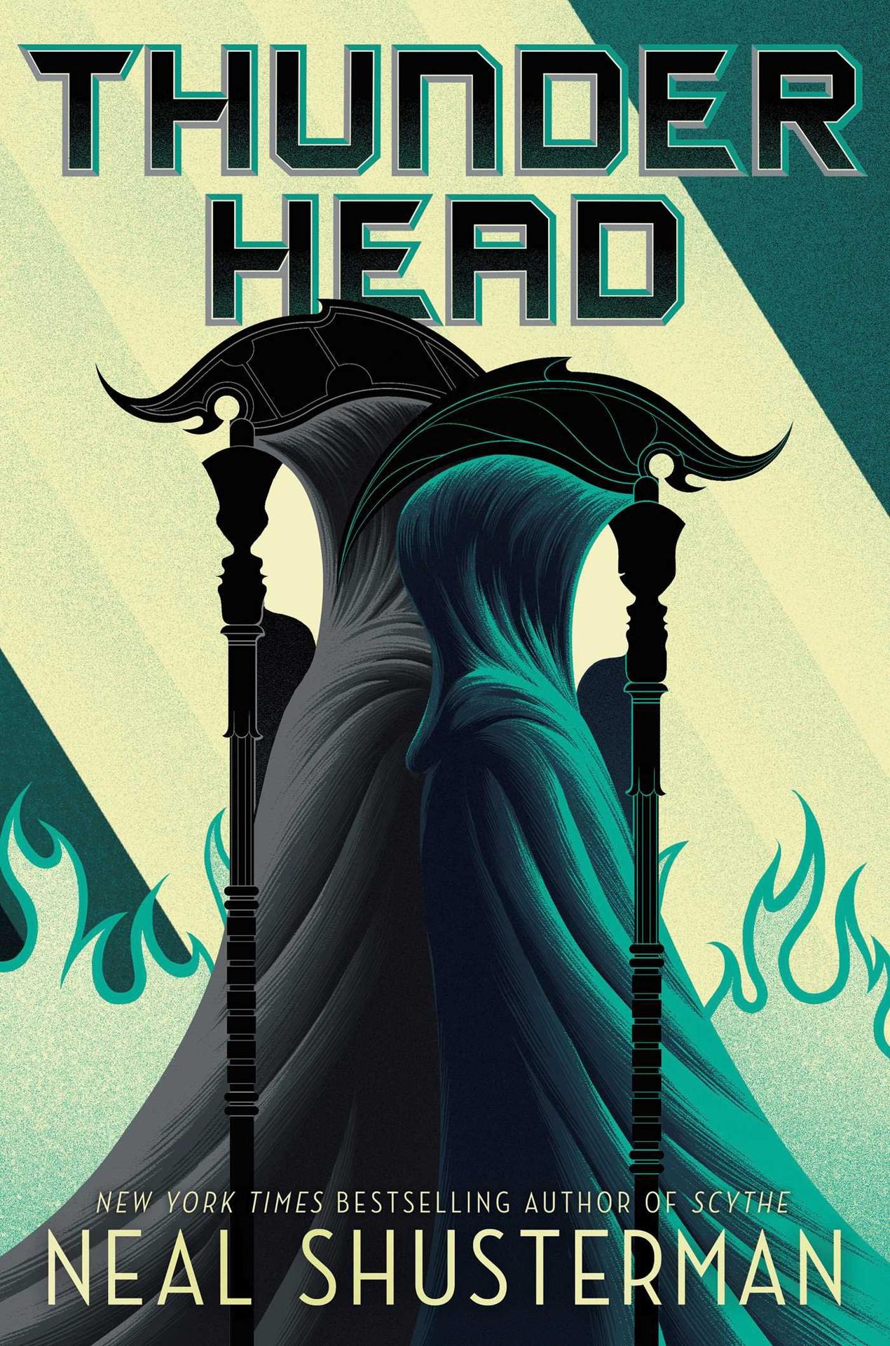 Book cover for Thunderhead