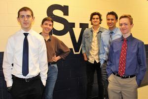 SVHS top five