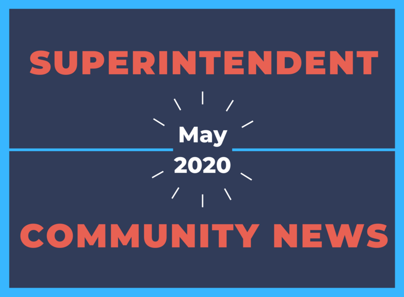 Superintendent Community News Logo