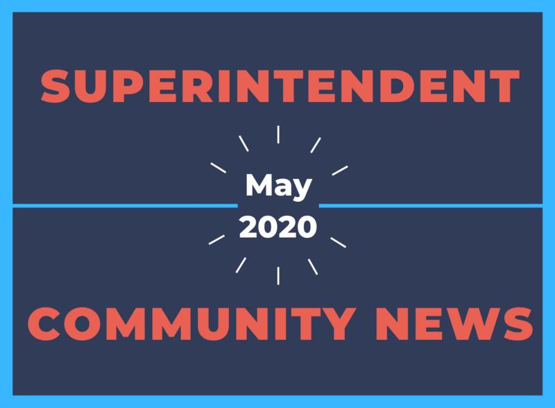 Superintendent Community News Logo