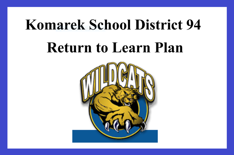 Return to Learn Plan 2021-2022 School Year Featured Photo