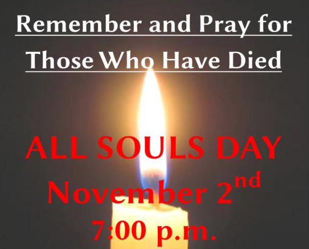 All Souls Day Featured Photo
