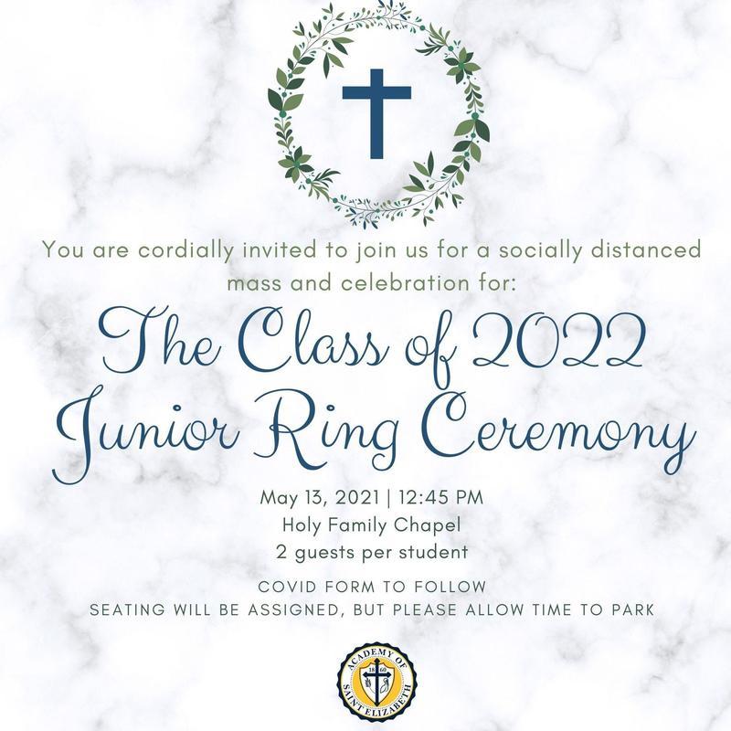 Junior Ring Ceremony Featured Photo