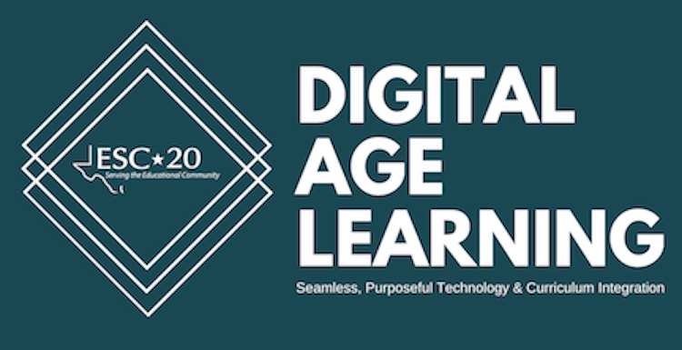 digital age learning logo