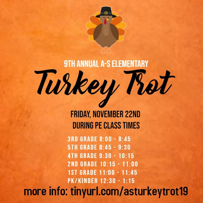 Turkey Trot! Featured Photo