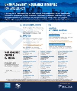 Unemployment Insurance Benefits for Angelenos