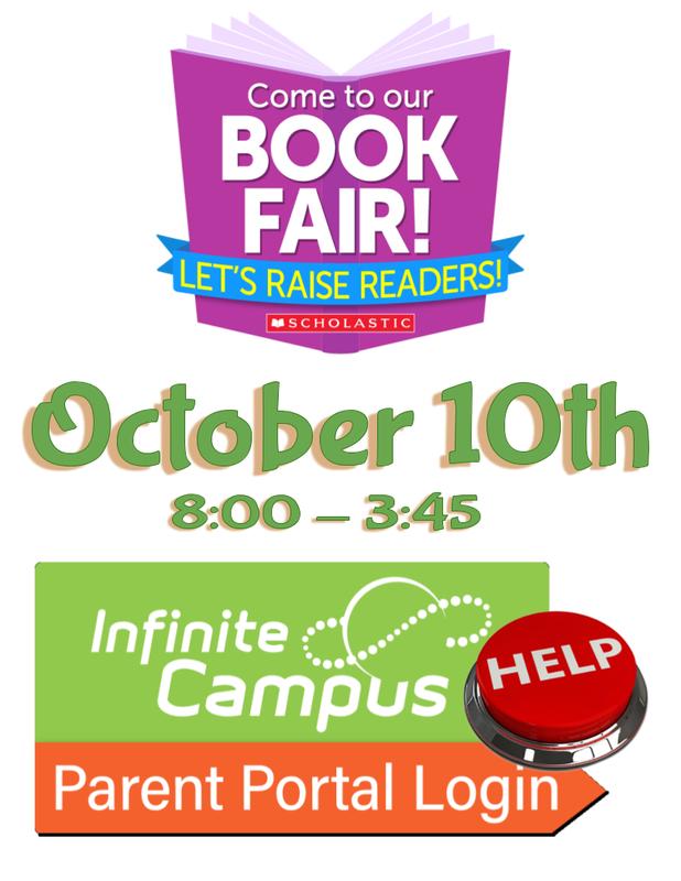 Infinite Campus & Book Fair Flyer.png