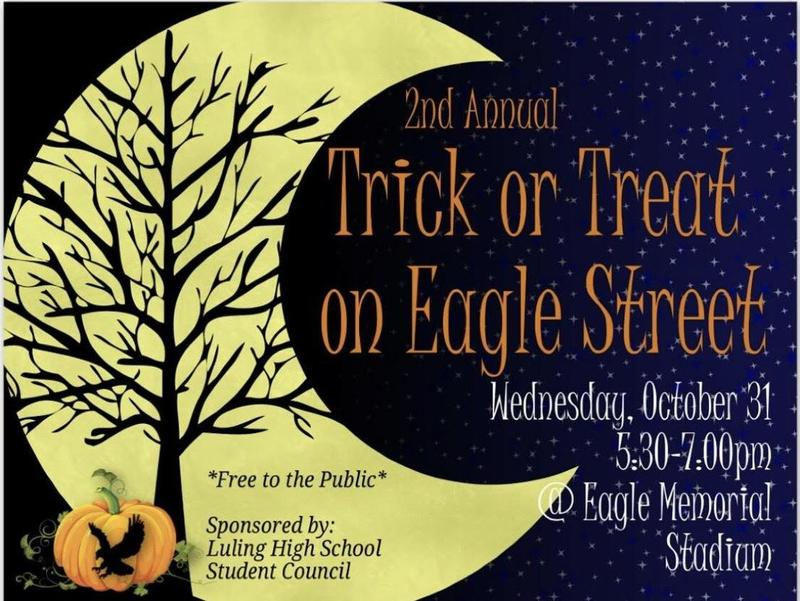 2nd Annual Trick or Treat on Eagle Street - Wednesday, October 31st Thumbnail Image
