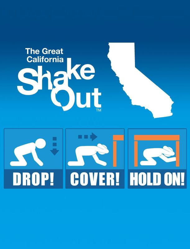 The Great Shake Out Featured Photo
