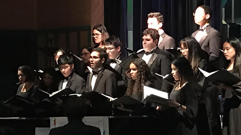 Maspeth High ArgoNotes Will Perform At Glendale Tree Lighting Featured Photo