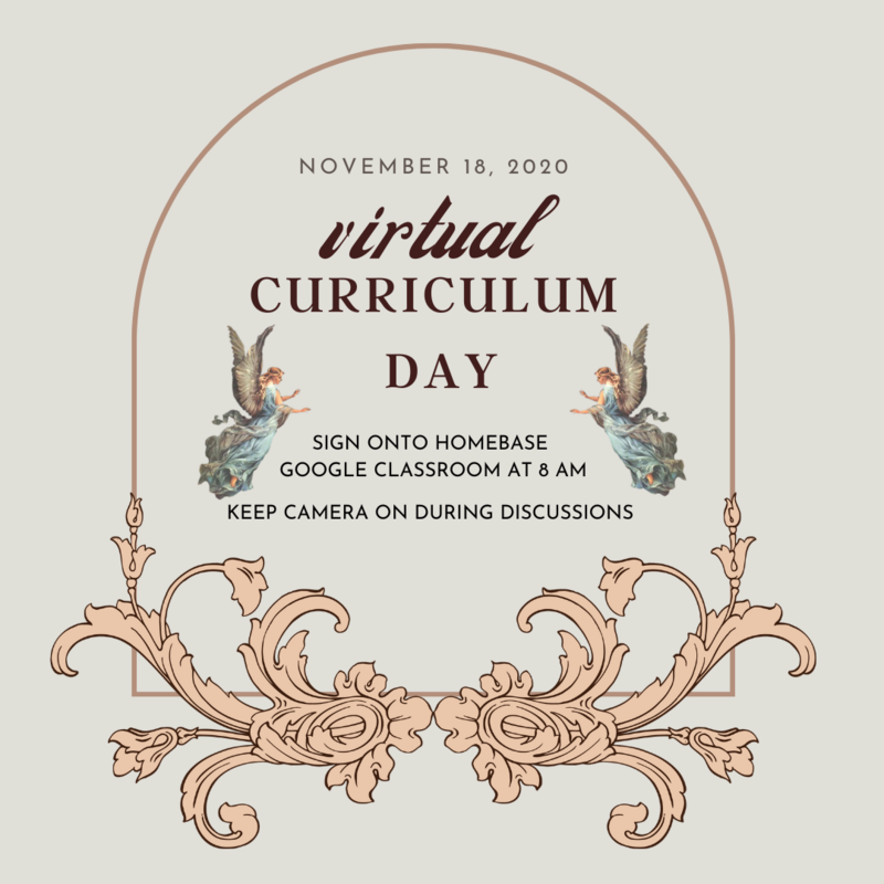 Virtual Curriculum Day Featured Photo