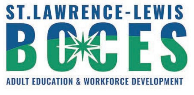 St. Lawrence-Lewis BOCES Adult ED logo