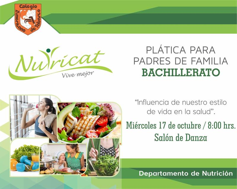 Bachillerato: Plática para padres de familia Featured Photo