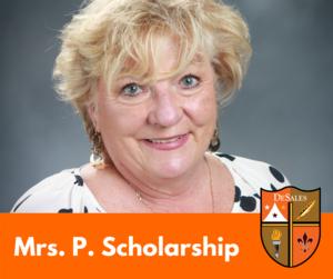 Mrs P Scholarship