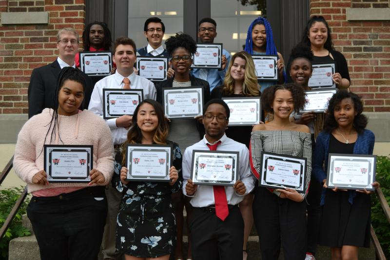 Coordinating Council scholarship winners