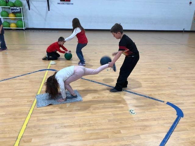PE at CCES