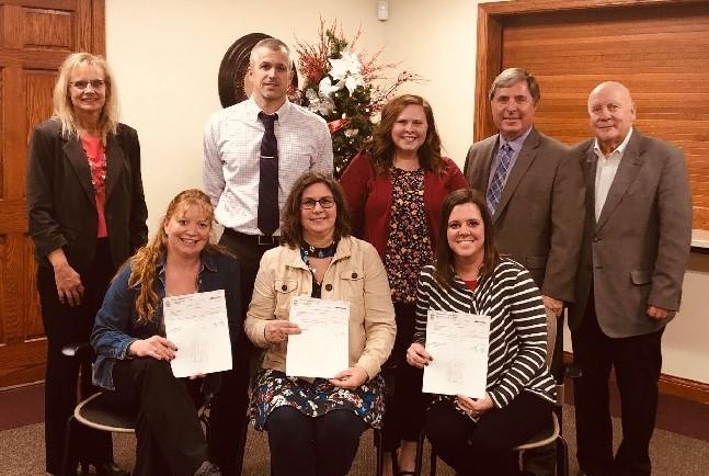 Midland Teachers Earn Speer Grants Featured Photo