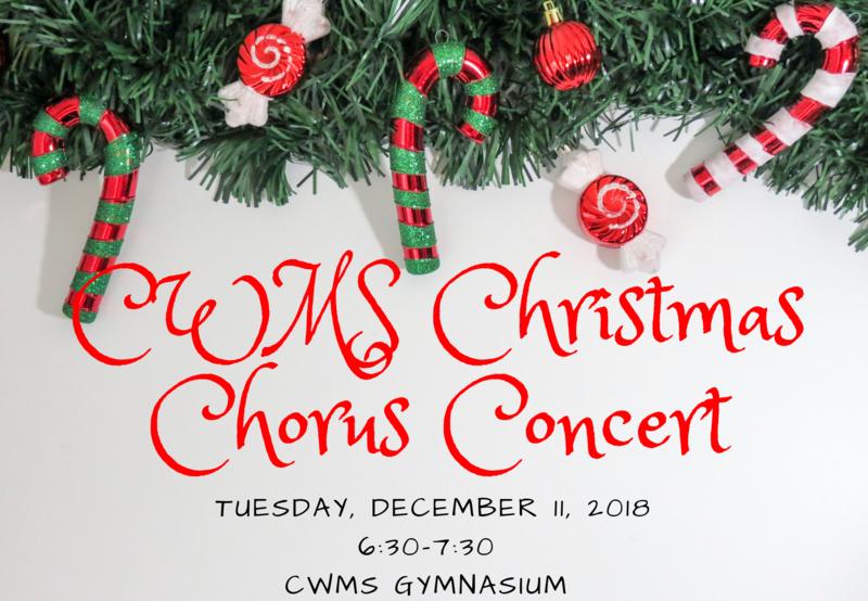 Christmas Chorus Concert Thumbnail Image