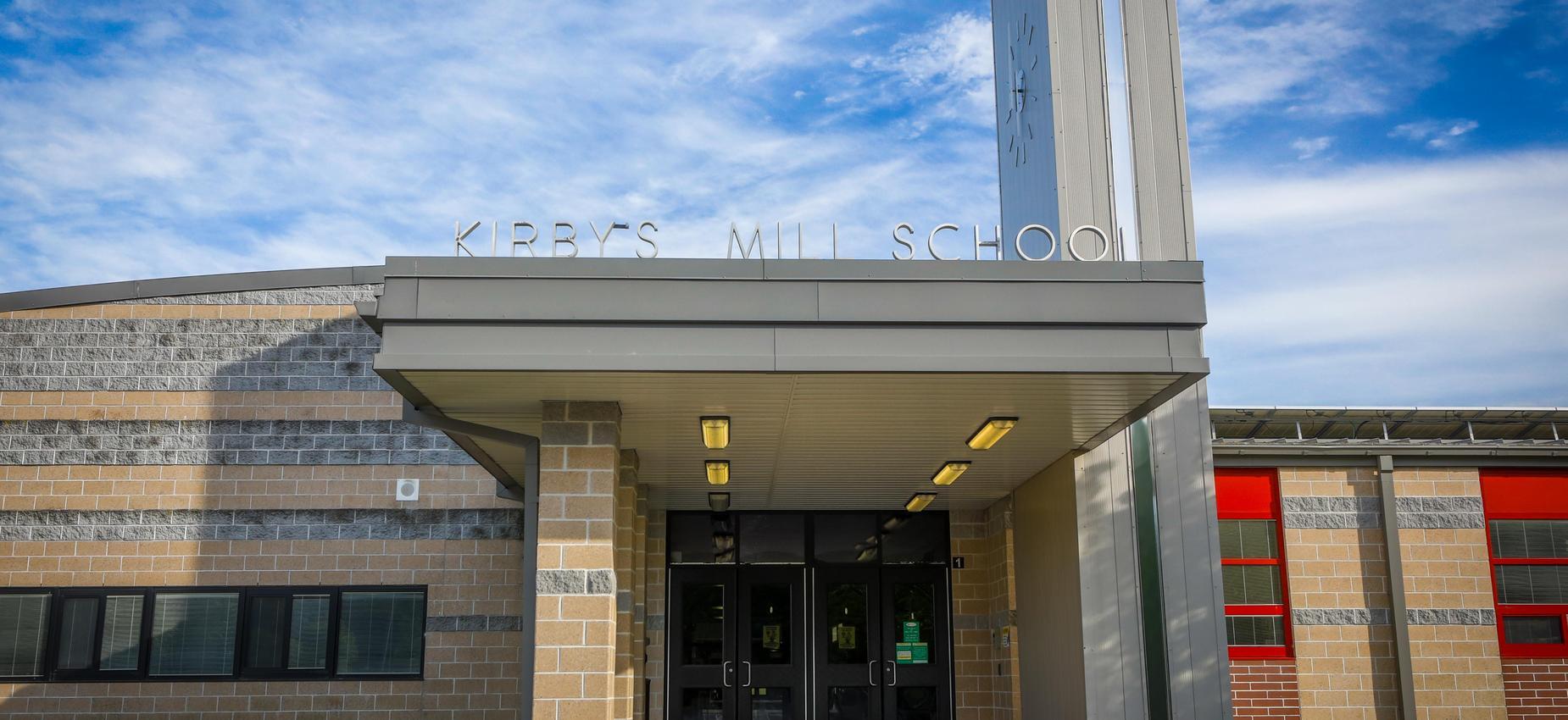 Kirbys Mill Main Enterance