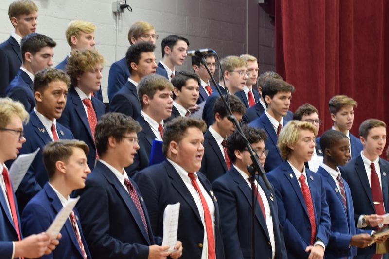 Freshman Class Liturgy Featured Photo