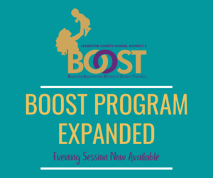 New Evening BOOST Session Announced for Preschool-Aged Children