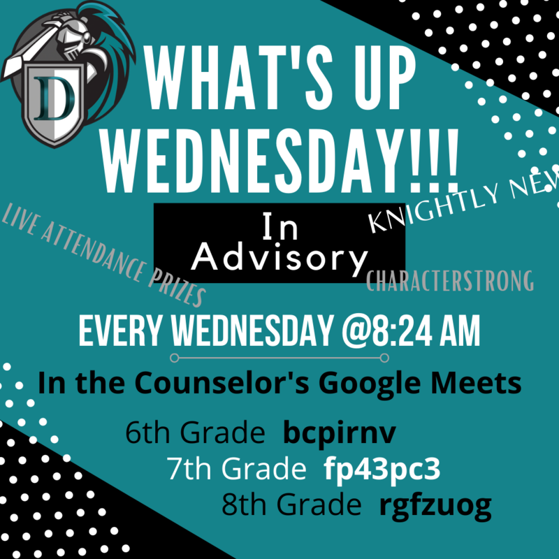 What's Up Wednesday