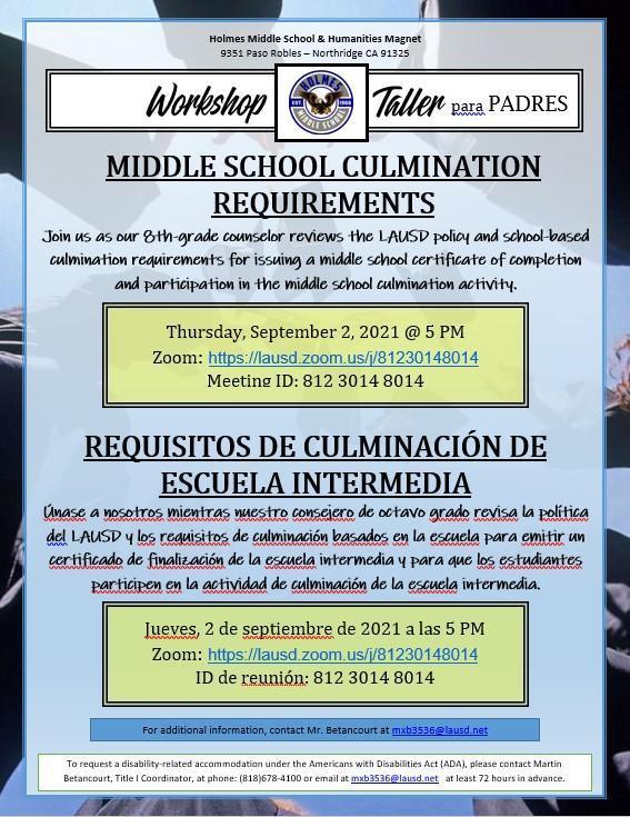 Culmination Requirements Workshop Flyer (Color).jpg