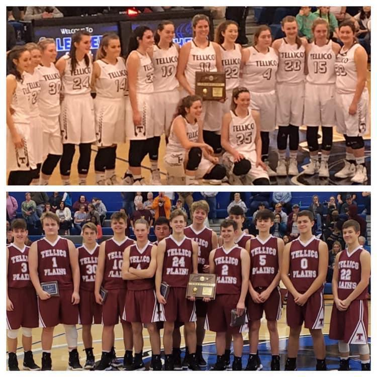 2019 District Basketball winners