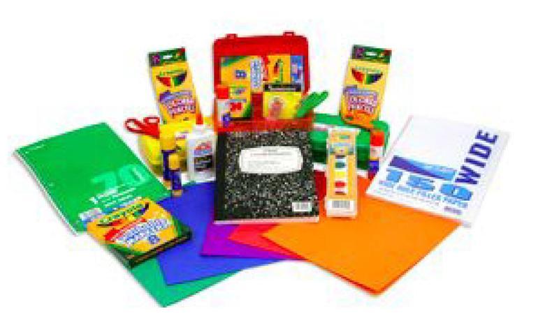 School Supply Kit Sale Thumbnail Image