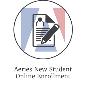 Aeries New Student Online Enrollment
