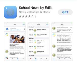 School News App by Edlio