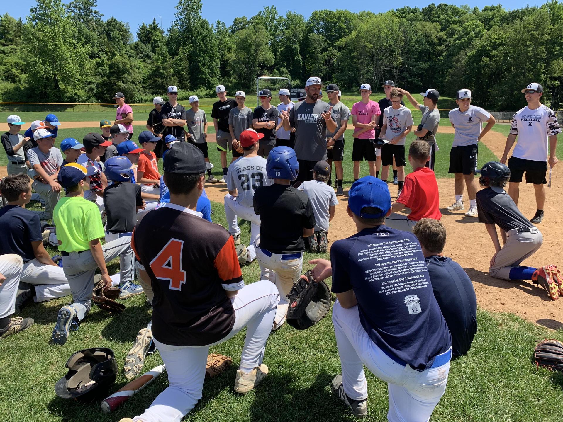 Summer Baseball Camp 2019