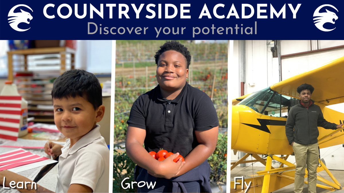 Countryside Academy Learn Grow Fly