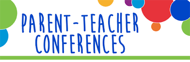 Parent-Teacher Conference Week!   November 18th - 22nd Thumbnail Image