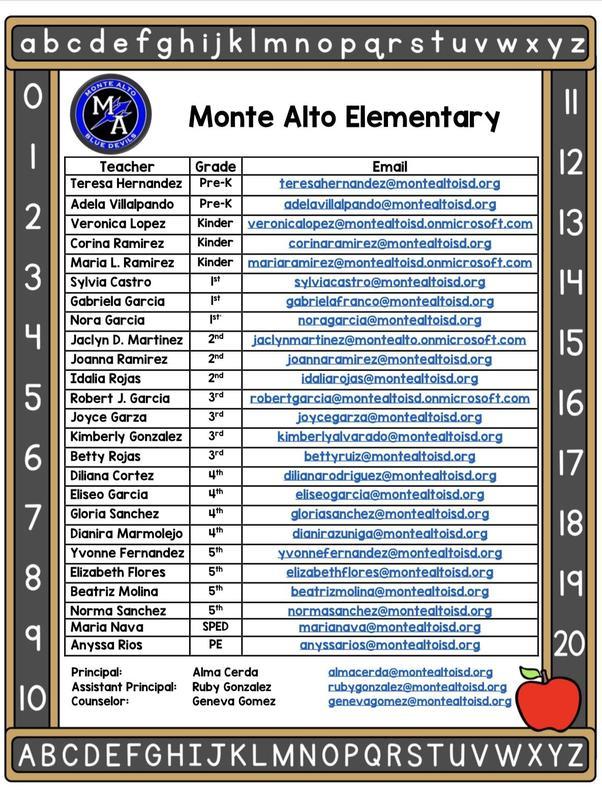 Teacher Email List Featured Photo
