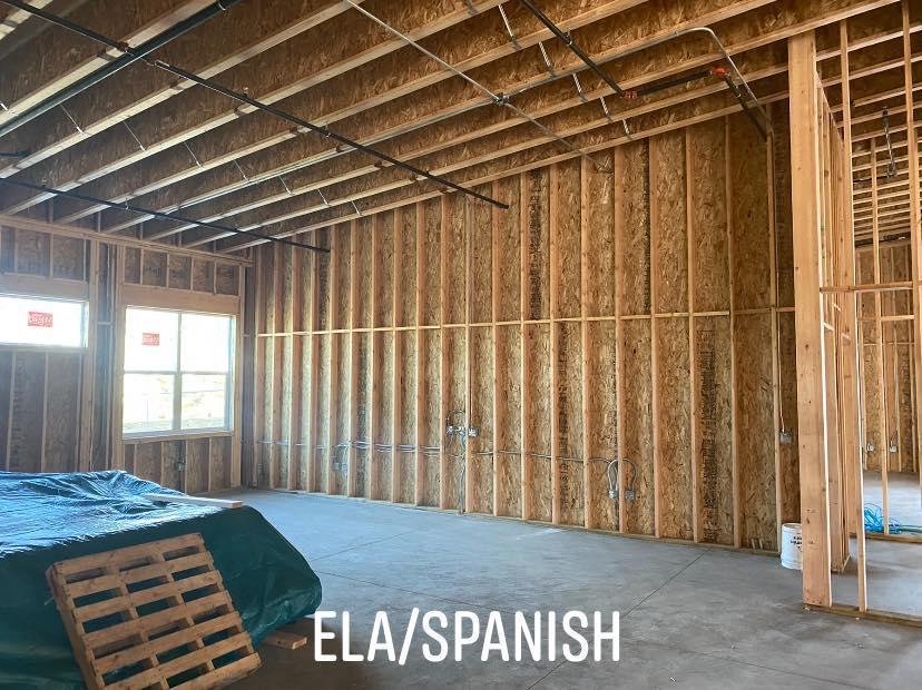 Expansion ELA/Spanish Room