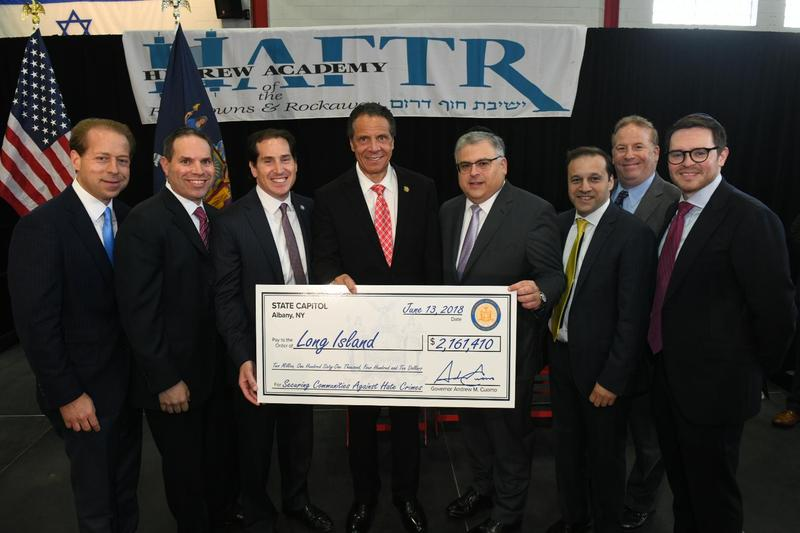 Governor Cuomo Visits HAFTR Featured Photo
