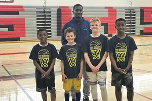 hoops for harris participants