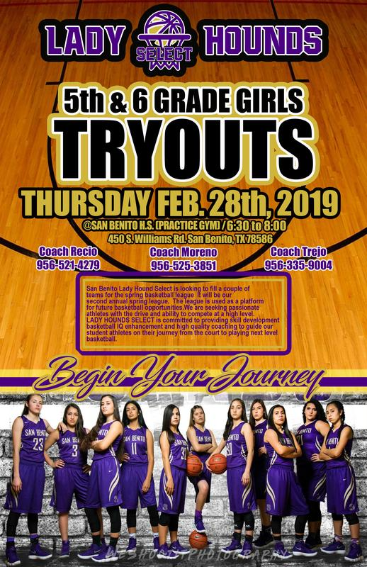5th/6th Grade Girls Basketball Tryouts