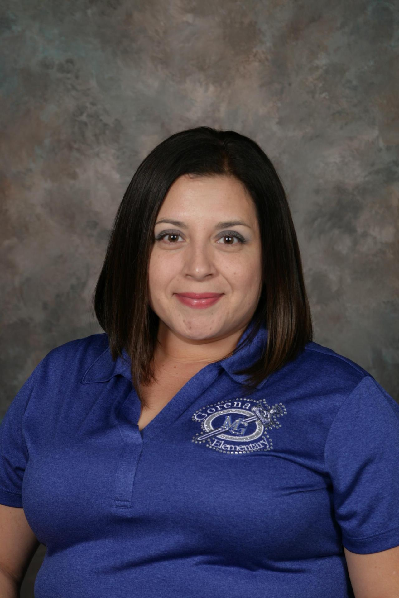 picture of teacher of month