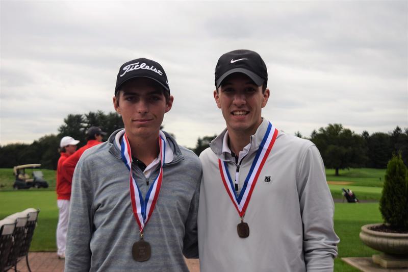 QVHS Golfers