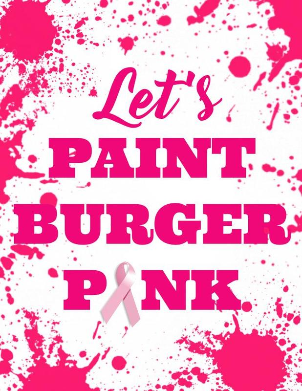 Let's Paint Burger Pink! Featured Photo