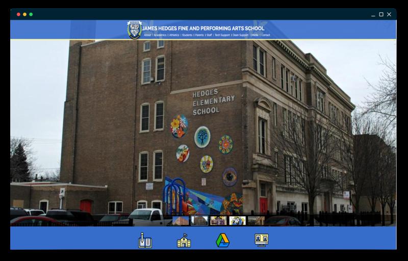 School Website Design of the Week: 11/8/18 Featured Photo