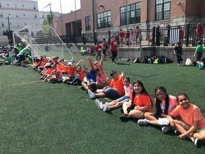 kids waiting to play
