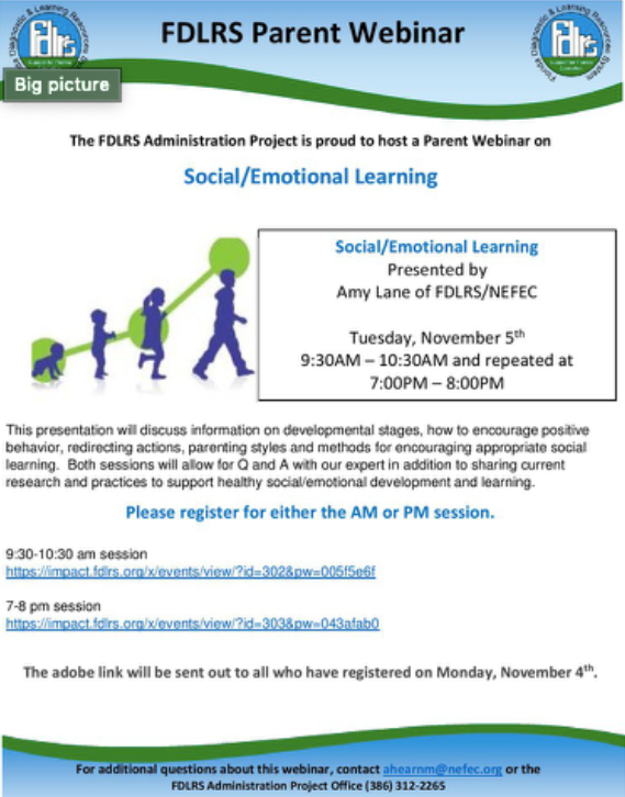 FDLRS Parent Webinar