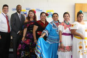 LIFELONG LEARNING CENTER HOSTS HISPANIC HERITAGE CELEBRATION